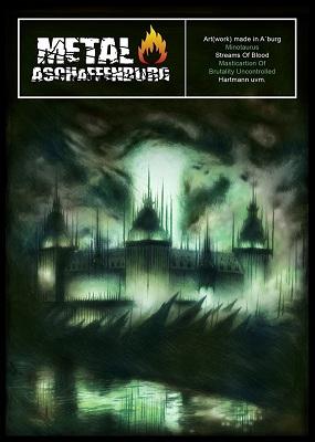 Metal Aschaffenburg Heft #2