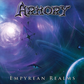 Armory - Empyrean Realms - cover
