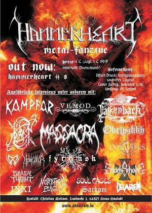 Hammerheart 8