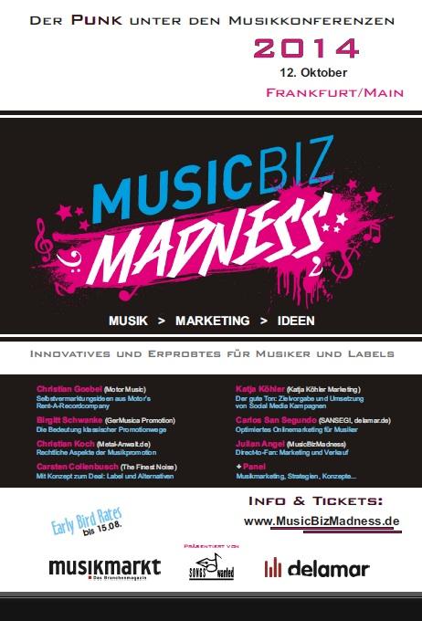 MusicBizMadness