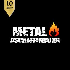 Metal-Aschaffenburg Logo Jubiläum